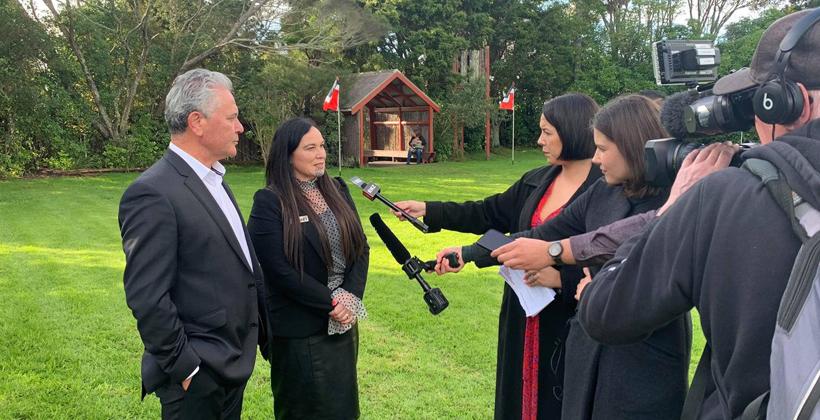 COVID response shapes Maori Party campaign