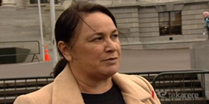 Ngarewa-Packer eyes Maori Party run