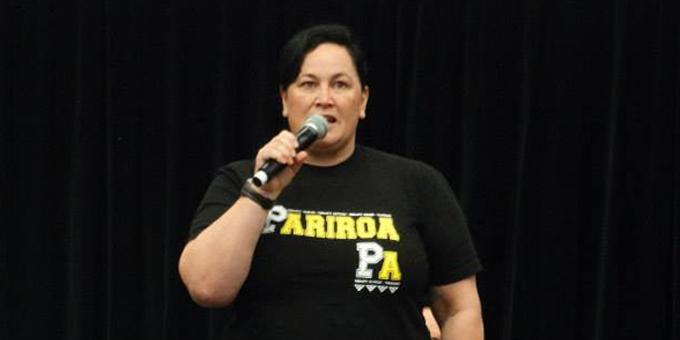 Debbie Ngarewa Packer