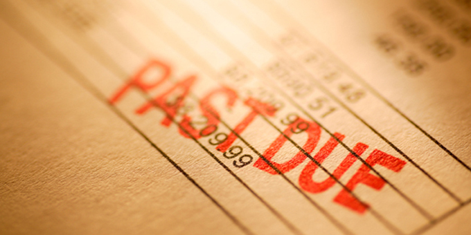 Health trust debts washed up
