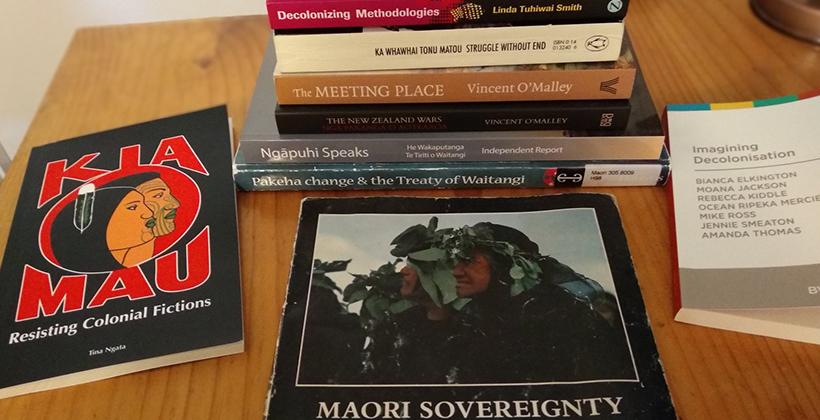 HE WHAKAARO / OPINION: How to decolonise a mind