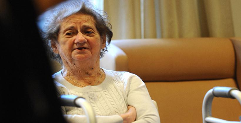 Marae visits help lift clouds of dementia