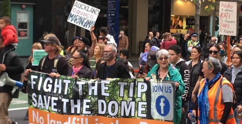 Auckland waste threatens Kaipara moana