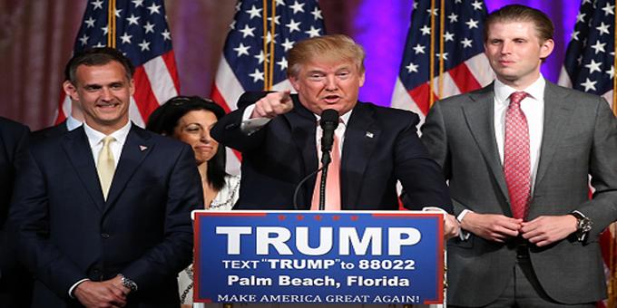 Trump surge challenge to status quo