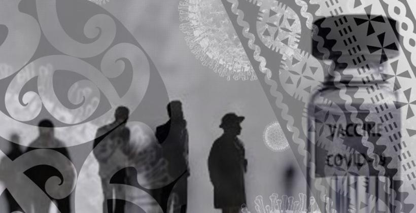 Dr Rawiri Taonui  Covid Maori | Up to 200