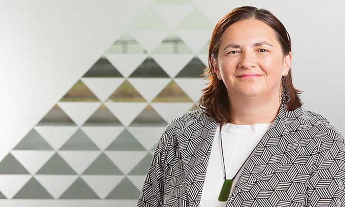 Charlotte Severne first wahine Māori Trustee