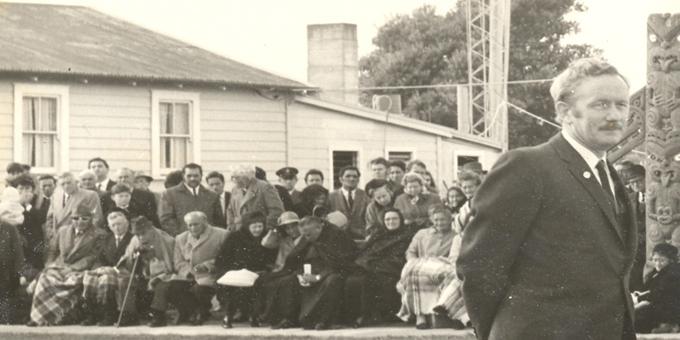 MacIntyre role in Maori development remembered
