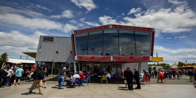 Dutch-Maori museum wins architecture award