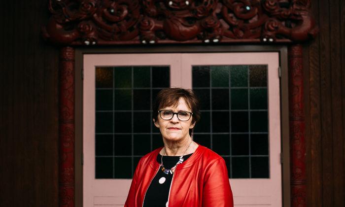 AUT Professor Denise Wilson on Paakiwaha