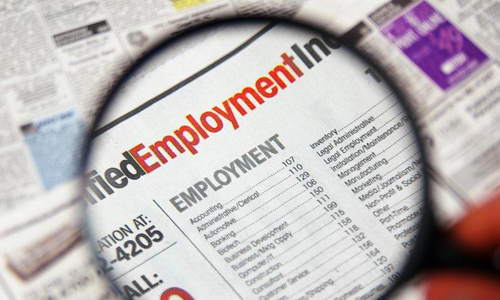 COVID-19 disrupts employment stats