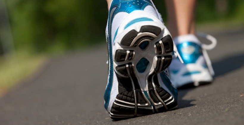 Fitness challenge way to beat lockdown blues