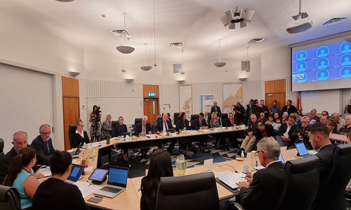 Call to step up and fill Maori seats
