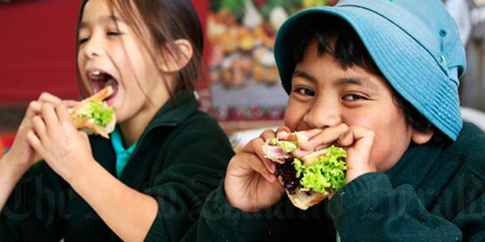 Hunger could hinder NCEA candidates