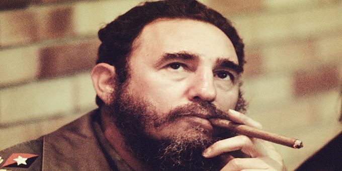 The fabulous Fidel
