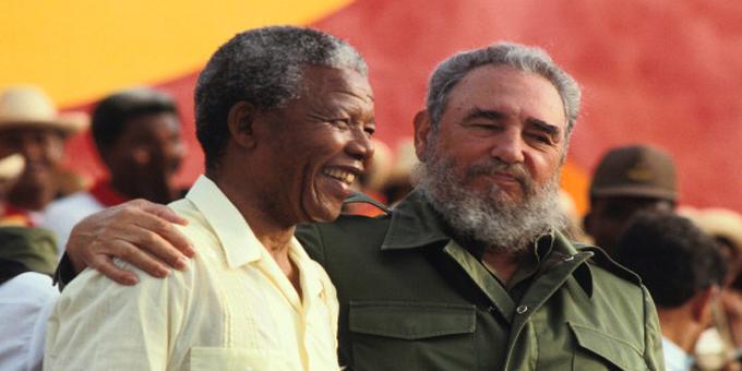 Castro man of great mana