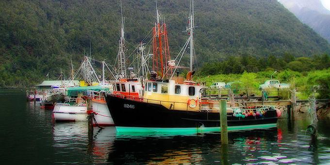 Fishing parks upset settlement