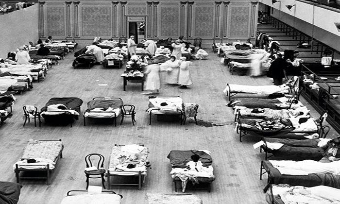 Influenza epidemic reshaped Maori society