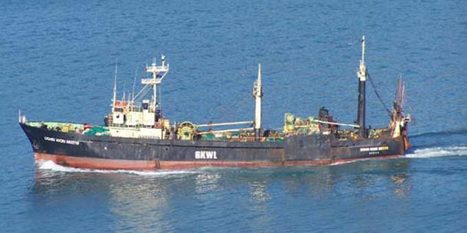 Iwi fishing threat to fishing profits