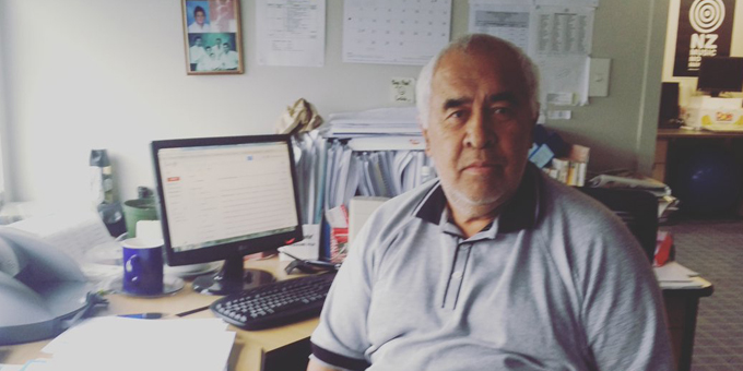 Retirement for Turanga FM manager Fred Maynard