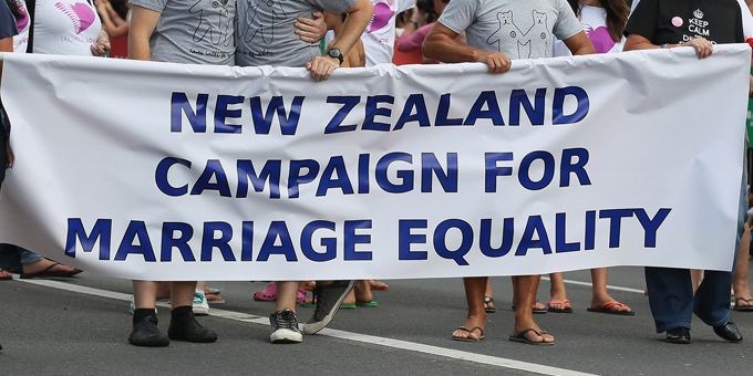 The Gay Marriage Bill - a matter of rights