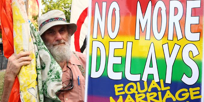 Big day for takatāpui equality