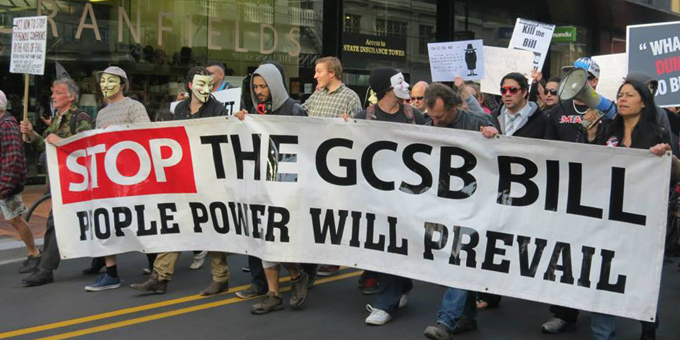 GCSB fight part of global struggle