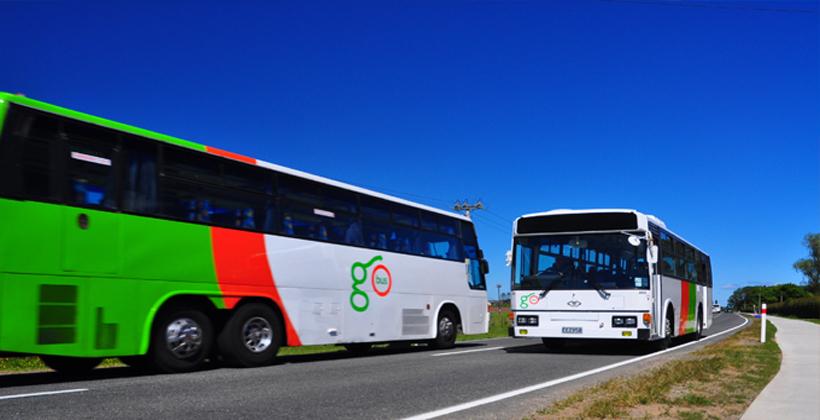 Go Bus trials ride share app