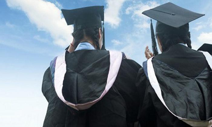 Alert level drop means graduates celebrate