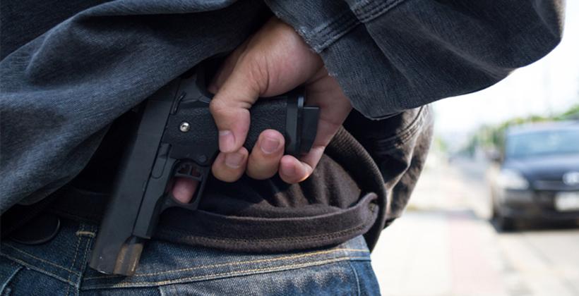 Gun culture barrier to trust