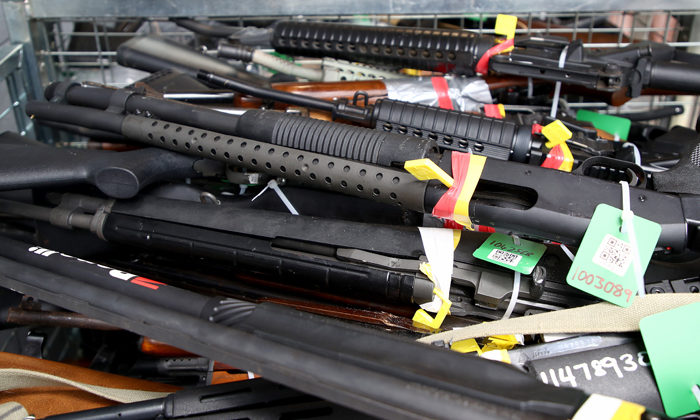 Public health experts included in gun advice panel