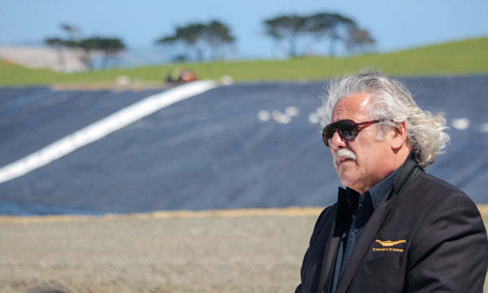 Sandbank water bank to secure Te Rarawa future