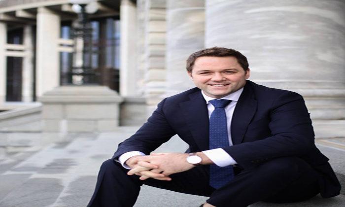 Walk of shame for COVID leak MP