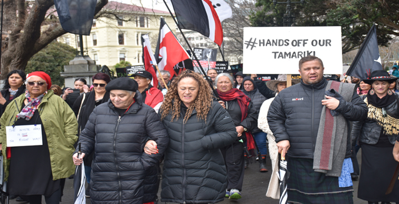 MEDIA RELEASE: System of Child Protection in NZ has failed Maori - NZ Maori Council