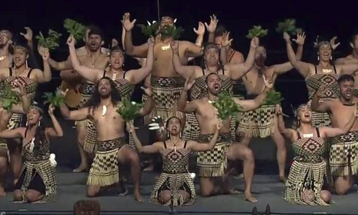 Kapa haka contenders found by consensus