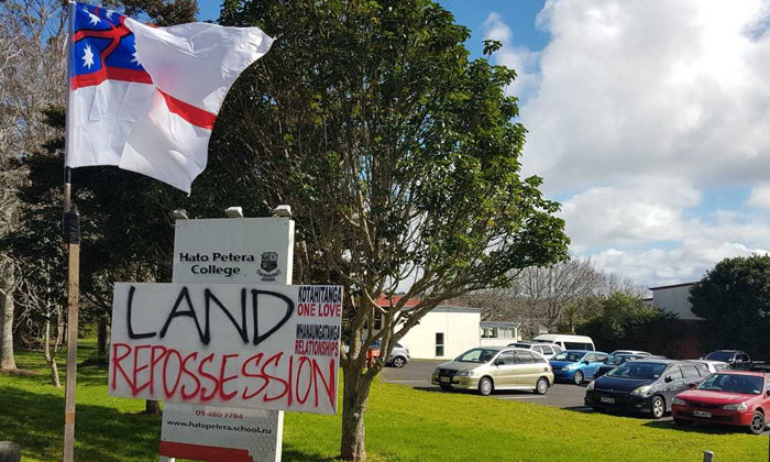 Hāto Pētera occupiers given eviction notice