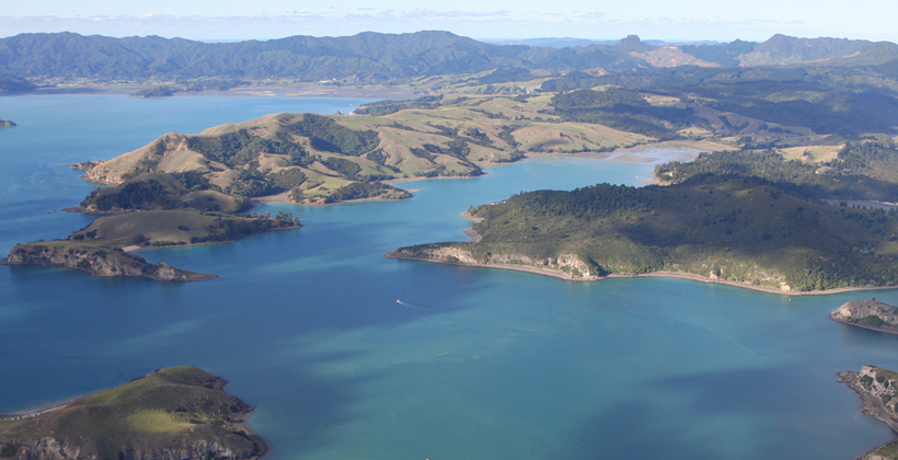 Ngatiwai feels left out of Hauraki Gulf planning