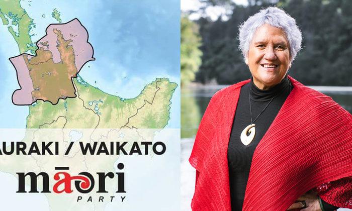Maori Party announce Hauraki-Waikato Candidate