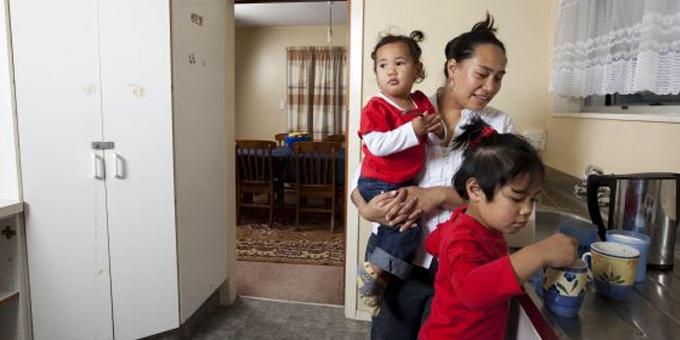 Healthy homes programme under threat