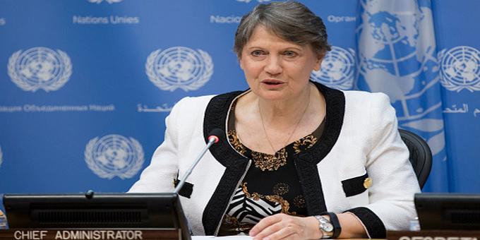 Maori Party support for Clark UN bid