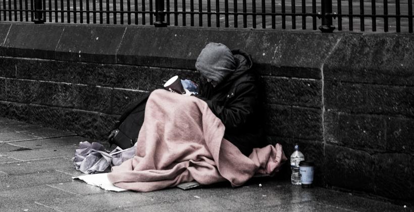 Tribe's motel units provide shelter for homeless
