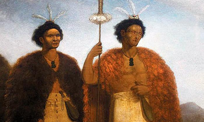 Hongi musket story misfires