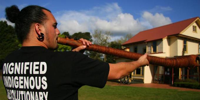 Tāonga puoro adds to modern classical works