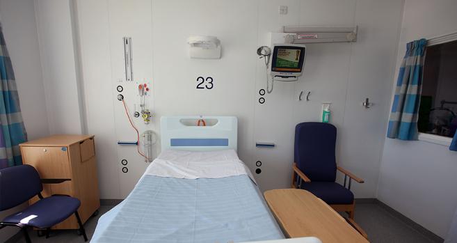 Whanau rooms and waiata for Maori hospice
