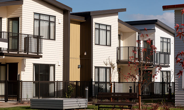 Secure housing more important than ownership