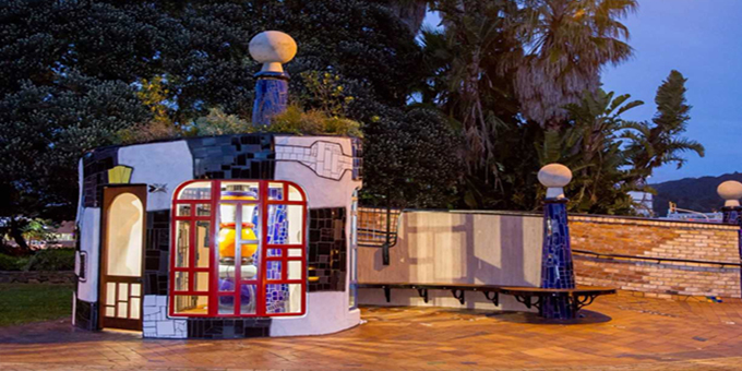Lotto win for Hundertwasser project