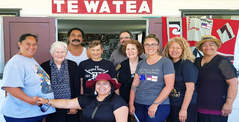 Kāhore vote uniting for whānau.