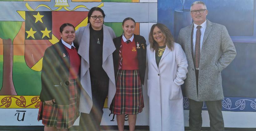 Hukarere Girls' College forging ahead