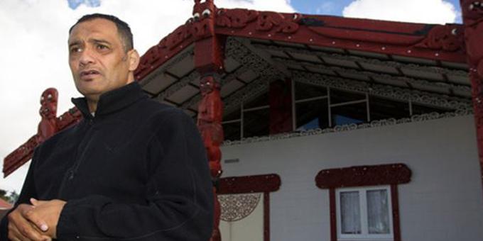 Chair of Te Puea Marae