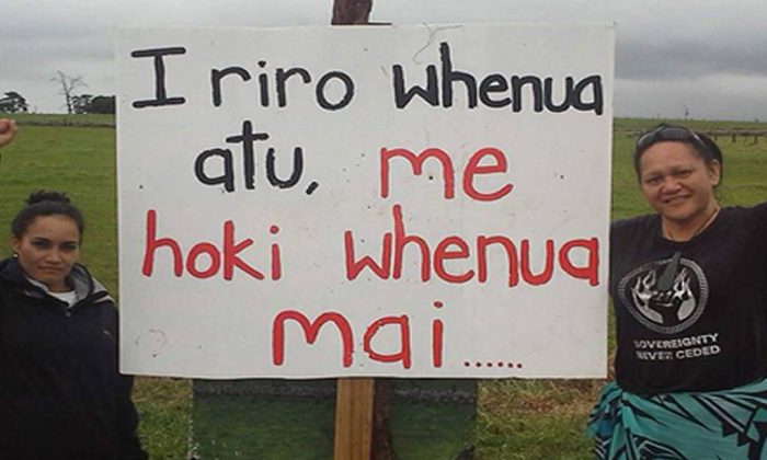 Ihumatao occupiers ready for compromise