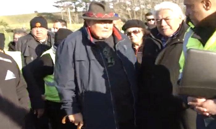 MEDIA RELEASE: Kaumatua & Kuia call for protestors to leave Ihumātao